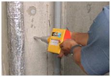 4. コンクリートの圧縮強度測定